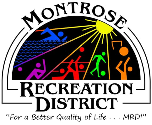 Montrose Recreation District Logo