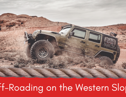 Off-Roading on the Western Slope